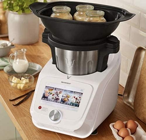 robot de cocina multifuncional