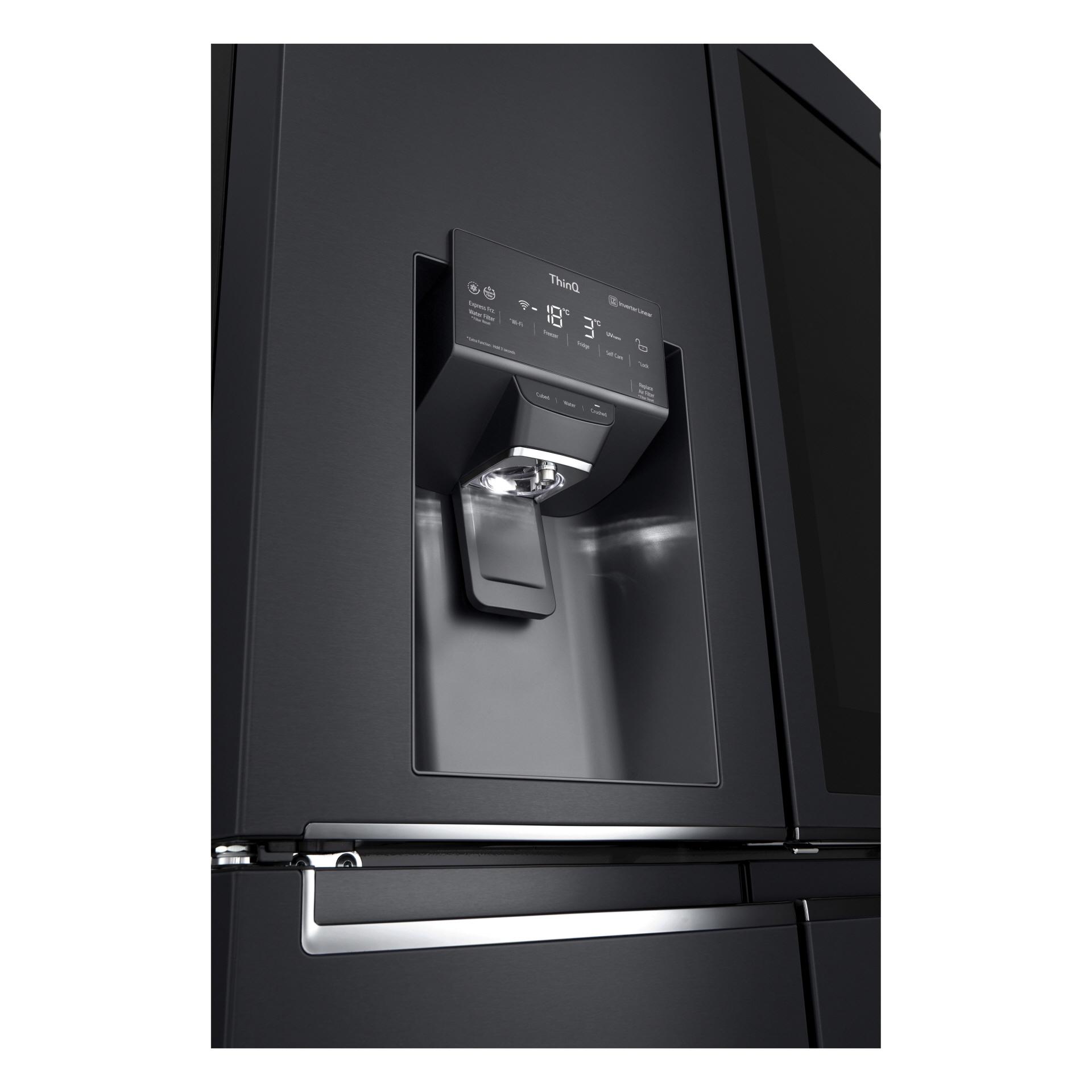 frigorifico inteligente LG con UVnano